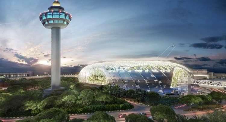 Sân bay Changi – bài học về sức mạnh của tư duy dịch vụ